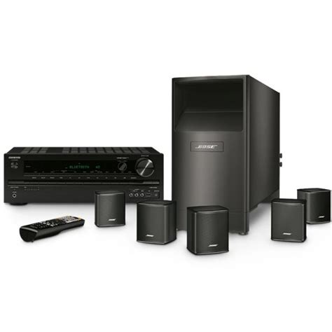 bose acoustimass 6 series v home theatre speaker system
