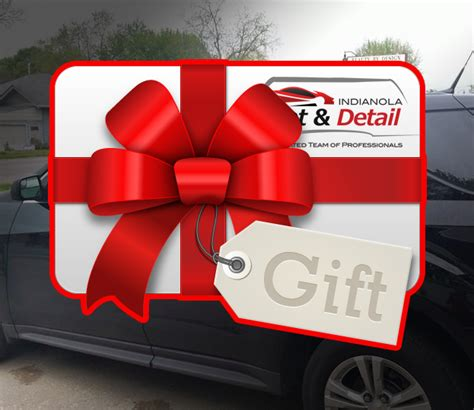 Gift Card Covers - 200 store credit gift certificate indianola window tint