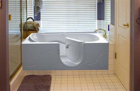 Step In Bathtub by Walk In Bath Tubs