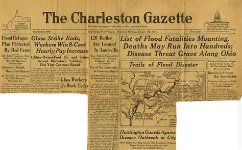 Charleston Gazette Records News Wvu Libraries