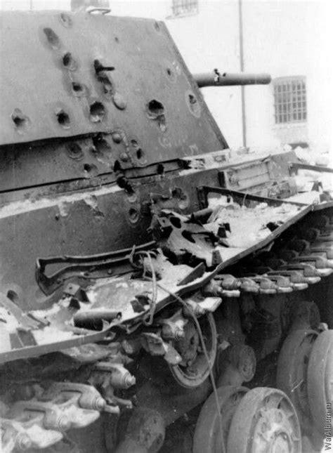 134 best images about Battle damaged tanks on Pinterest