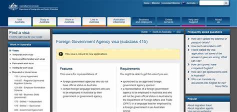 syarat membuat visa pelajar australia penasihat pendidikan dan latihan jpa di australia