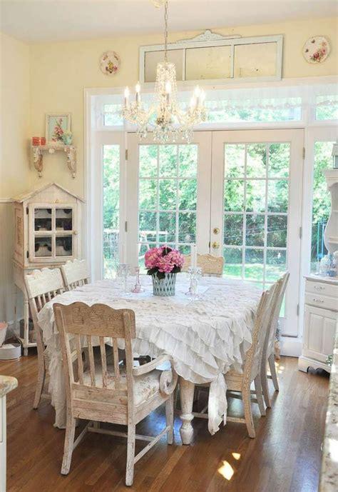 Deco Cuisine Romantique 25 ingr 233 dients pour la d 233 co de cuisine style shabby chic