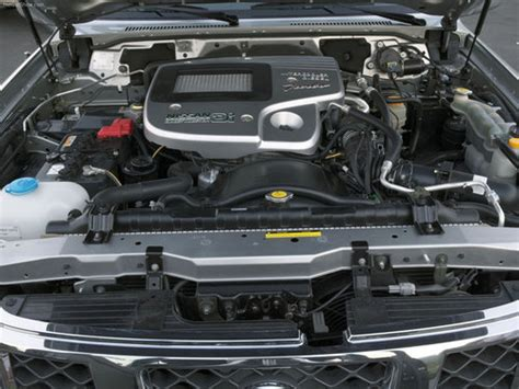 1997 2005 Nissan Patrol Gu Patrol Gr Model Y61 Series