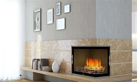 Kitchen Decorating Ideas by 22 Ultra Modern Corner Fireplace Design Ideas