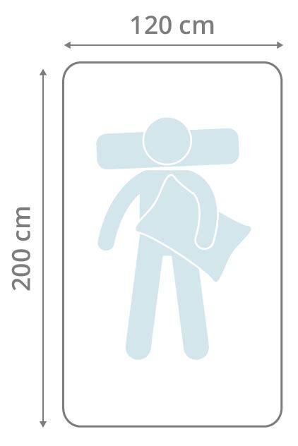 matratze 120 x 200 matratze 120x200 cm auf matratzentester