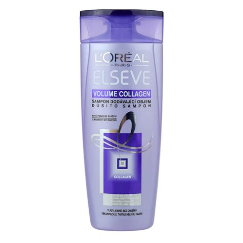 Loreal Elseve l or 201 al elseve volume collagen shoo for volume