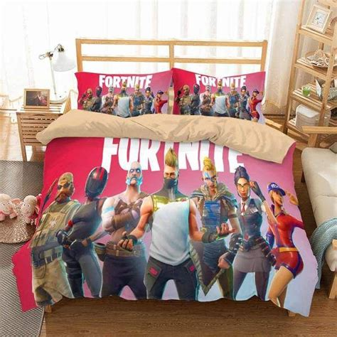 fortnite bedroom 3d customize fortnite bedding set duvet cover set bedroom