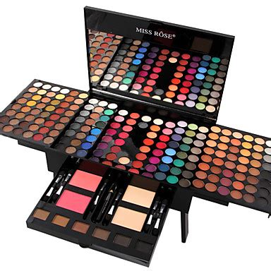 Makeup Makeover Satu Set 180 eyeshadow palette eyeshadow palette powder daily makeup 5295355 2018 20 49
