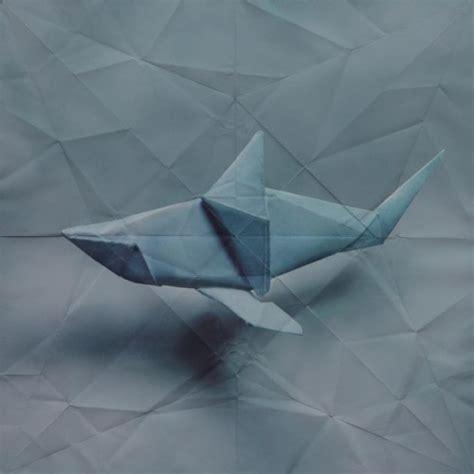 Easy Origami Shark - shark origami