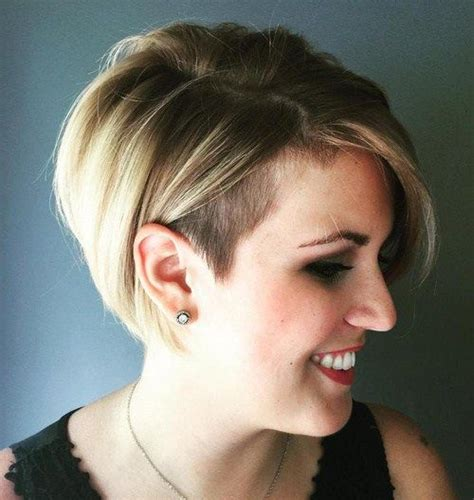 bob haircuts for real women 50 women s undercut hairstyles to make a real statement