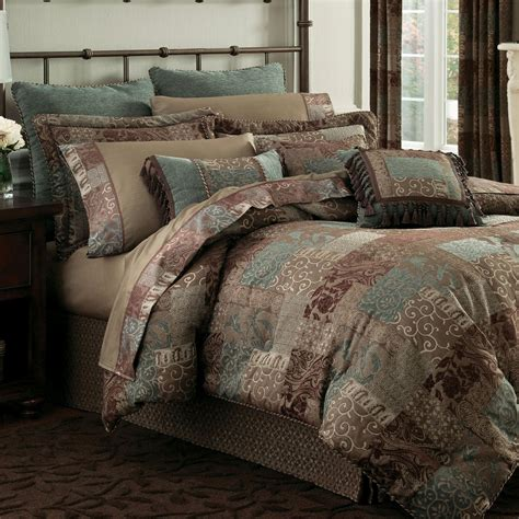 bed comforters king galleria ii comforter bedding by croscill