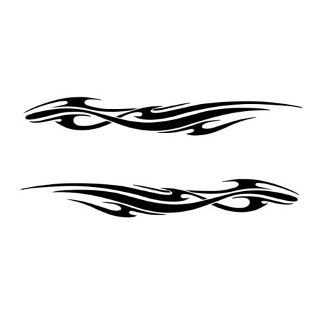Sticker Tribal Pour Voiture by Stickers Tuning Voiture Tribal 183 184 184 France Stickers
