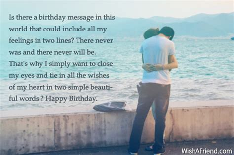 special message to my husband birthday wishes for husband