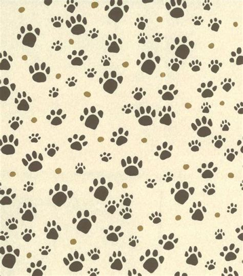 dog pattern wallpaper paw prints peter fasano i might find similar pins on