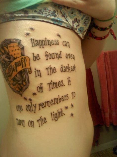 harry potter quote tattoos gryffindor harry potter quotes quotesgram