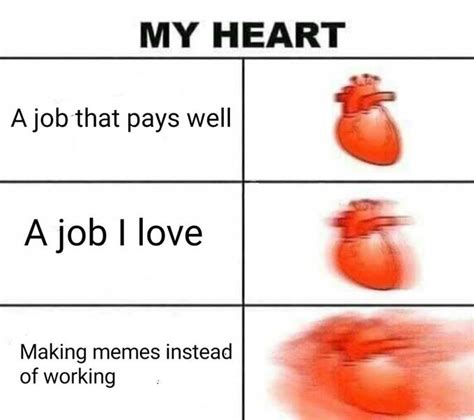 Heart Meme - my heart know your meme