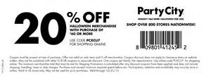 halloween city online coupons party city haloween coupons printable coupons online