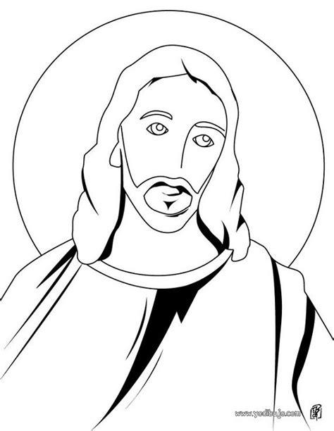 imagenes de dios faciles para dibujar imagenes de jesus para colorear