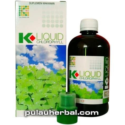 Obat Herbal K Link by Klorofil K Liquid Chlorophyll K Link Klorofil Jual