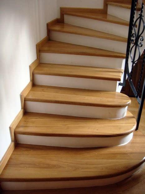rivestimenti scale in legno scale in legno su misura roma