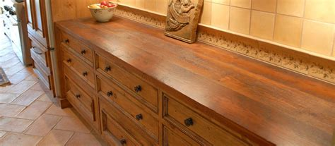Best Price On Kitchen Cabinets by Rustic Wood Countertops Table Tops And Bar Tops Elmwood