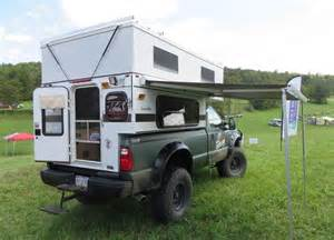 4 Wheel Truck Best 25 Pop Up Truck Cers Ideas On Cer