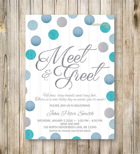 Meet And Greet Baby Shower Ideas by Best 25 Baby Invitations Ideas On Baby Shower