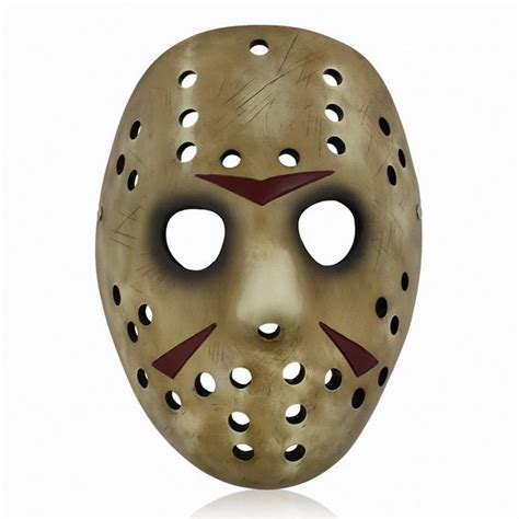 movie freddy vs jason mask jason cosplay mask for