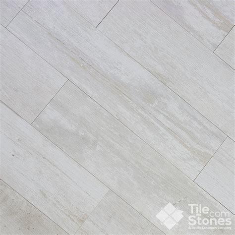 white wood look tile flooring stonepeak crate series colonial white tile look like wood