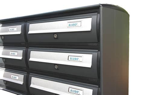 cassette postali esterno cassette postali condominiali da interno ed esterno alubox