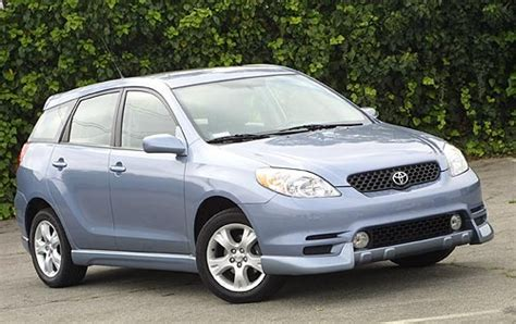 all car manuals free 2003 toyota matrix parking system 2003 toyota matrix cargo space specs view manufacturer details