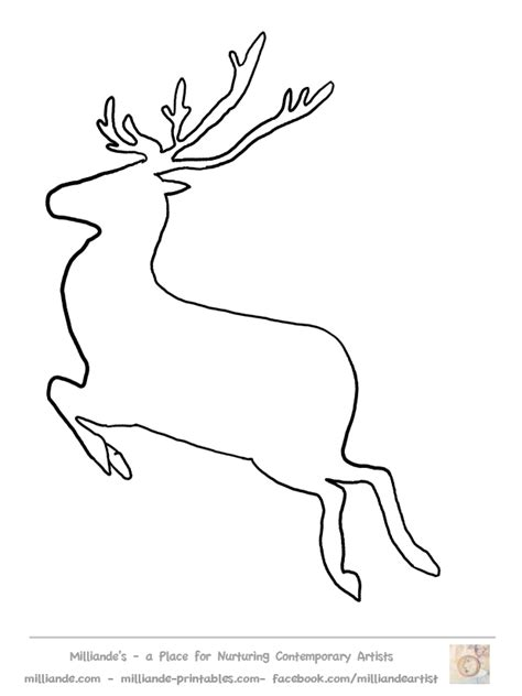 printable reindeer activities free reindeer clipart reindeer crafts at www milliande