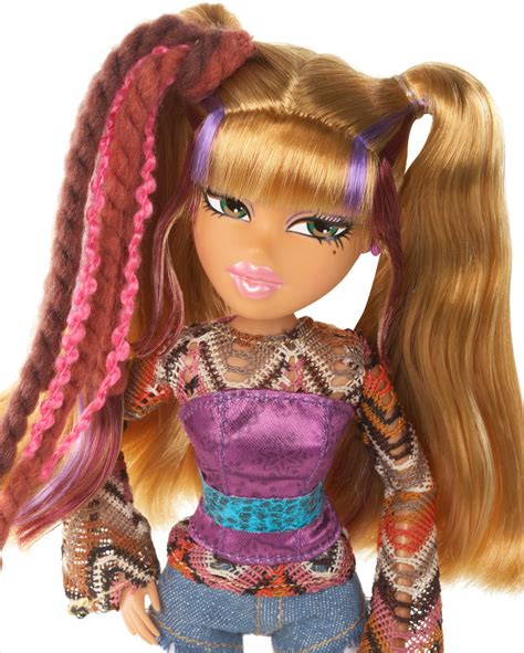 mga entertainment bratz twisty style doll yasmin