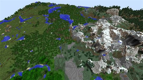 mt rugged magical seed floating mountains town seed 1 7 10 1 7 9 1 7 5 minecraftdata