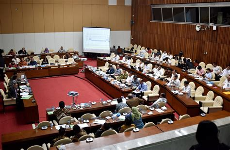 Who Is In Charge Of The House Of Representatives by House Ready To Vote On Deadlocked Election Bill Politics The Jakarta Post