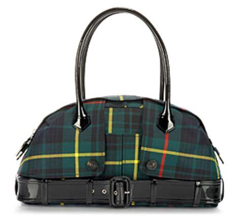 Designer Purse Deal Jean Paul Gaultier Le Prive Gabardine Handbag by Jean Paul Gaultier Le Prive Tartan Bag Purseblog