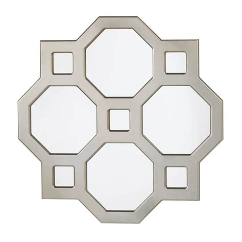 home decor mirror geometric decorative wall mirror wholesale koehler home
