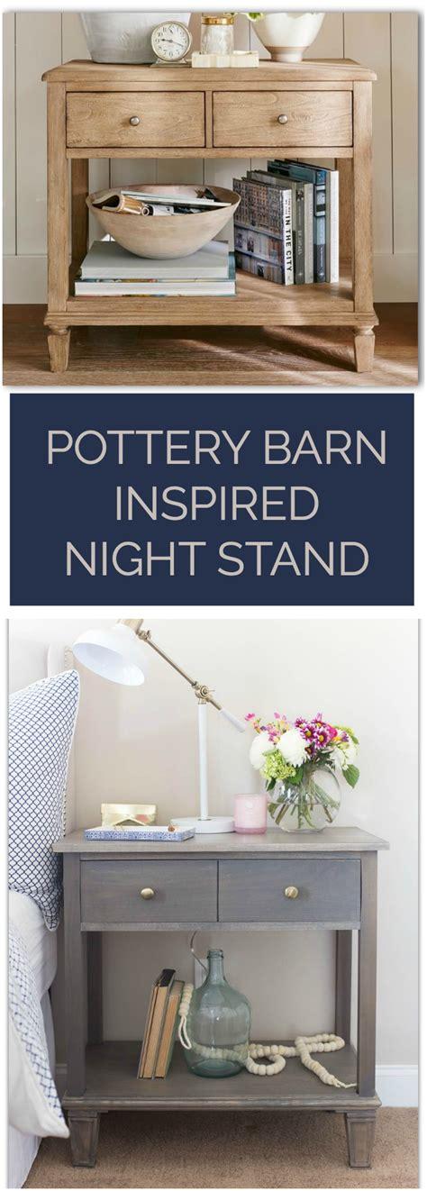 pottery barn inspired diy pottery barn inspired nightstands