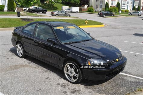 1998 honda civic 1998 honda civic ex coupe 2 door 1 6l
