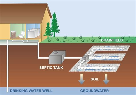 septic tank diagram drain field edwards septic and grease trap residential services