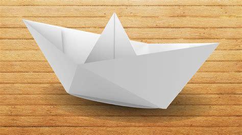 como hacer zapatillas de papel como hacer un barco de papel youtube