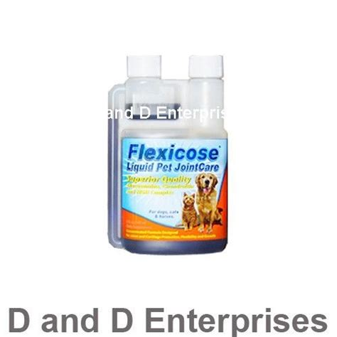 liquid glucosamine for dogs flexicose liquid glucosamine for dogs arthritis relieves joint fast ebay