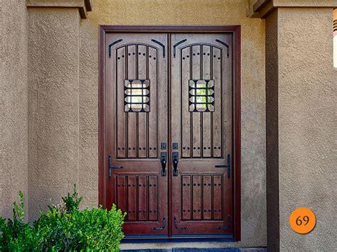 rustic front doors rustic entry doors fiberglass todays entry doors