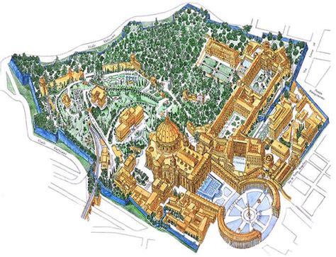 vatican city map vatican city state communio