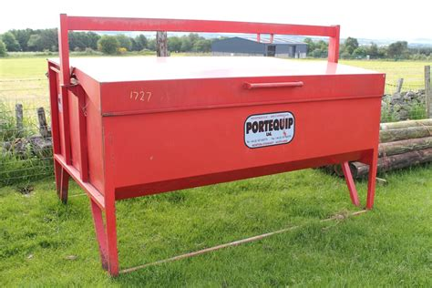 Portequip Calf Feeder sale item portequip calf feeder vat status plus vat 20 buyers fees on thi