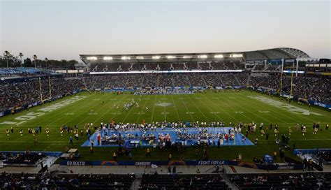 Chargers Are Struggling To Fill Seats, Even At A Small