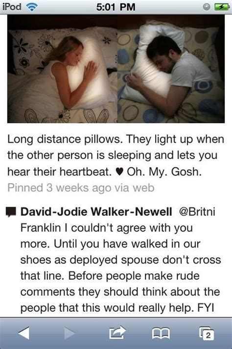 Distance Light Up Pillow by This Will Be For Husband I While He S In Afghan