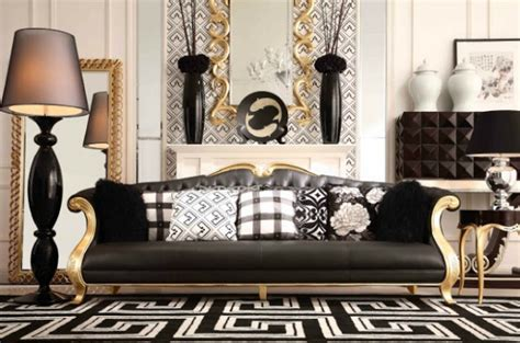 black and gold living room best gold living rooms