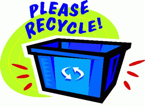 free printable clip art recycling recycling clipart cliparts co
